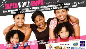 Girls World Expo Cleveland