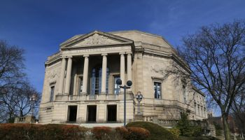 Orchestra's Symphony Hall, Severance Hall, Cleveland, Ohio, USA
