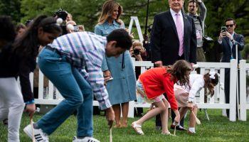 President Donald J. Trump Easter Egg Roll