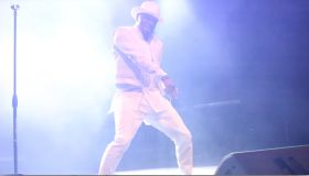 Teddy Riley & Friends Performance - #WEEDetroit
