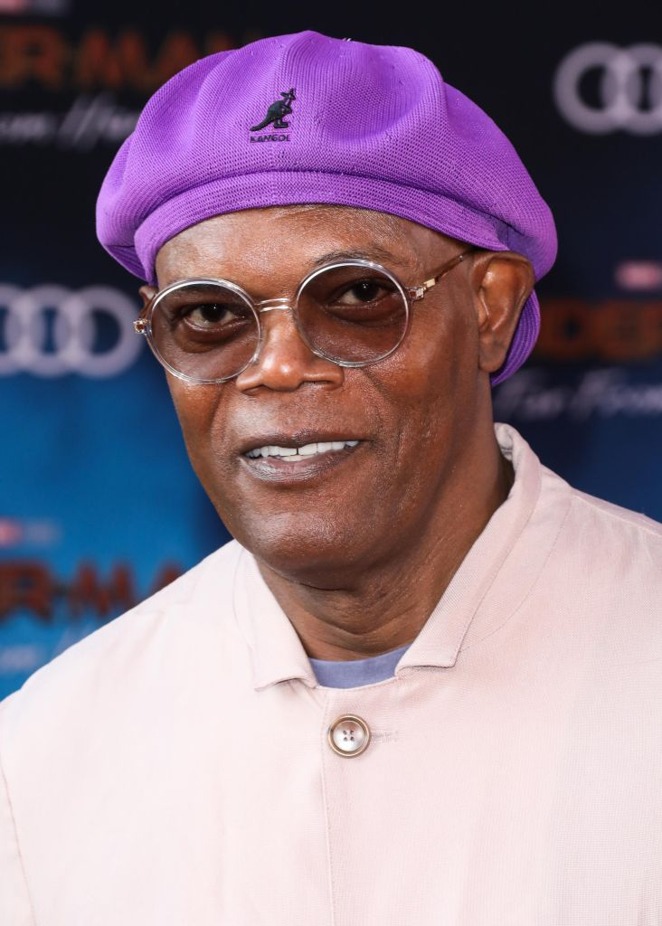 Samuel L. Jackson arrives at the Premiere Of Sony Pictures' 'Spider-Man Far From Home' held at the TCL Chinese Theatre IMAX on June 26, 2019 in Hollywood, Los Angeles, California, United States. (Photo by David Acosta/Image Press Agency)