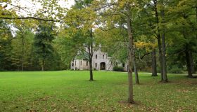 Iconic Squire's Castle in the Cleveland Metroparks