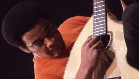 Bill Withers performs on Soul Train.