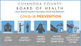 Cuyahoga County Board of Health COVID-19 Awareness