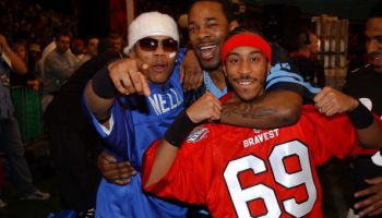 Super Bowl XXXVI - MTV's Rock 'N Jock