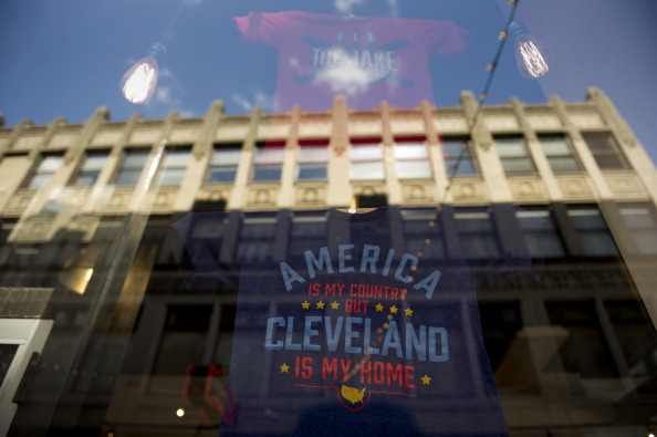 Cleveland Chosen To Host 2016 Republican National Convention