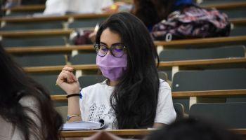 Resumption of classes in Tunis, Tunisia