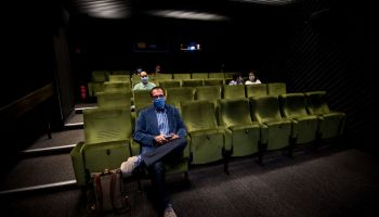 SLOVAKIA-HEALTH-VIRUS-CULTURE-CINEMA