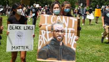 Millburn Black Lives Matter Protest
