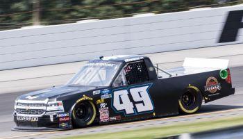AUTO: JUL 27 NASCAR Gander Outdoors Truck Series - Gander Outdoors 150
