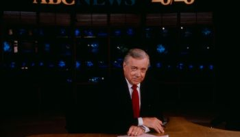 ABC News Correspondent Hugh Downs Promotional Photo