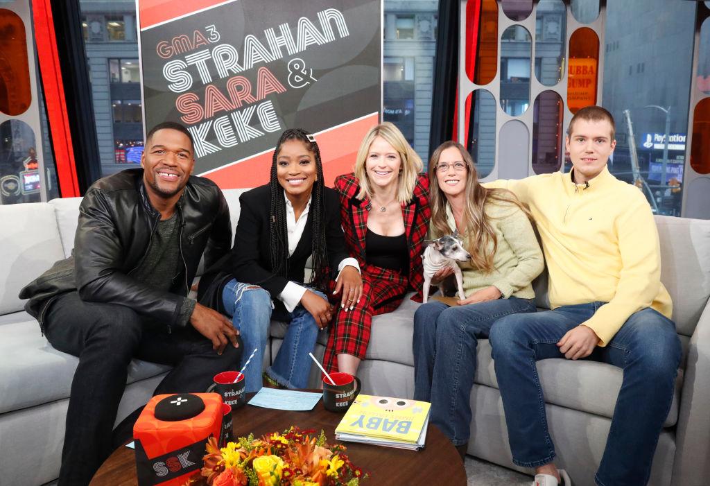 """ABC's """"GMA3: Strahan, Sara & Keke"""" - 2019"""