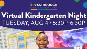 Breakthrough Schools Kindergarten Night