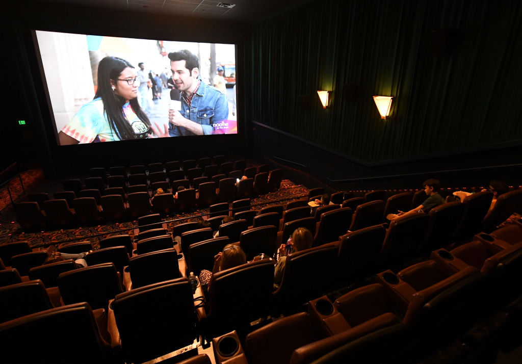 Cinemark Movie Theaters Reopen Amid COVID-19 Pandemic