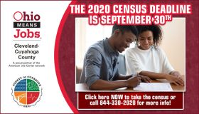 Ohio Means Jobs Cuyahoga County Census Push