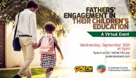 Cuyahoga County Fatherhood Initiative Virtual Event