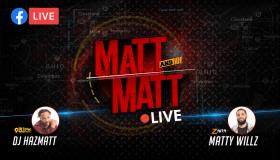 Matt N Matt Live Graphics