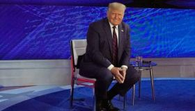 """ABC News Presents: """"The President and The People"""" - A Town Hall with President Donald Trump and George Stephanopoulos"""