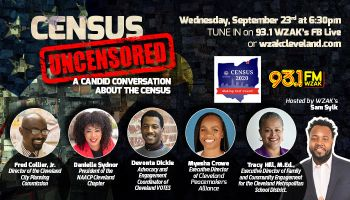 Census Uncensored Virtual Event