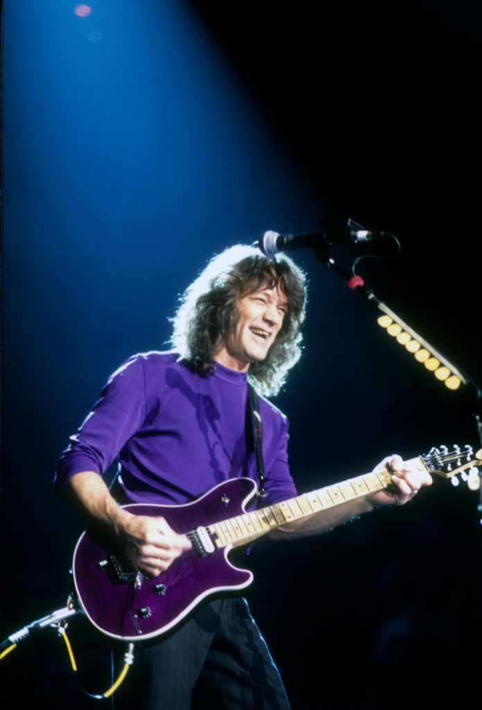 Van Halen Performs At Madison Square Garden