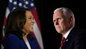 LIVESTREAM: Vice Presidential Debate Between Mike Pence And Kamala Harris