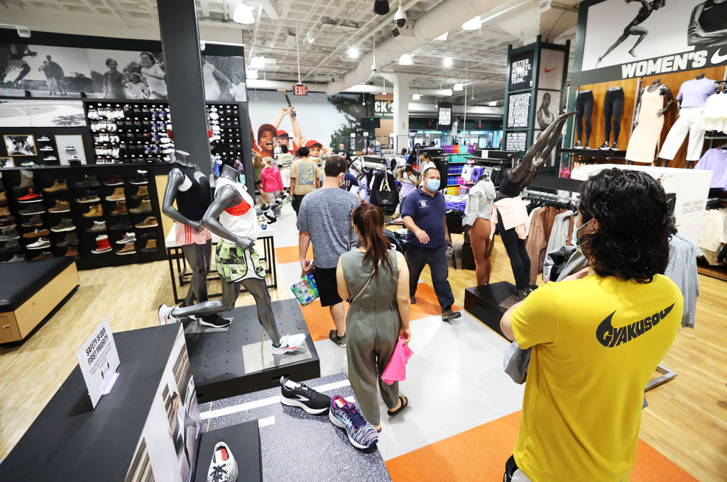 New York State Reopens Malls As Part Of Phase IV Reopening Amid COVID-19 Pandemic