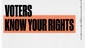 "WATCH: Sony Music Group Launches ""YOUR VOICE YOUR POWER YOUR VOTE"" Campaign"